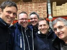 AB Karl Hedin Bygghandel och Wasa Byggträ ritar tillsammans om bygghandelskartan i Mora