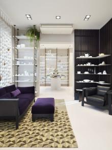 Rosenthal feiert Store-Wiedereröffnung in München