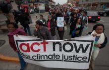Svenska kyrkan på plats under klimatmötet
