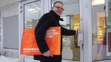 Lars-Ove ger sin del av Kundmiljonen till Storlule sameförening