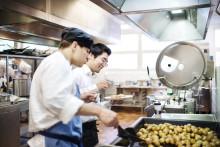 Unik tävling för restaurangelever i gymnasiesärskolan