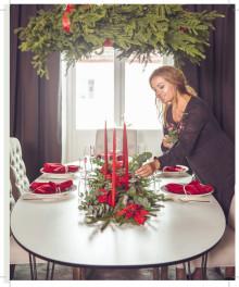 Utdrag ur Jul - Middag hos mig av Johanna Toftby