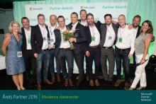 Vinnare Microsoft Årets Partner 2016 - Moderna datacenter