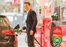 Ny premiumkvalitet för bensin i Sverige