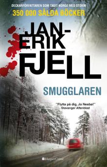 Jan-Erik Fjell, Norges nya deckarkung, släpper ny bok i Sverige!