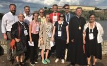 Svensk delegation vid Europeisk kyrkokonferens