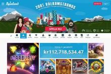 Spinland utnämnd till stiligast av alla nya casinon 2017