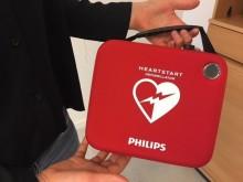 Teknisk Service verksamheter i Lidköpings kommun satsar på hjärtsäkerhet