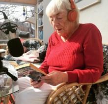 Till minne av Margit Sandemo