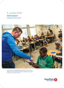 Kvartalsrapport Q4 2018