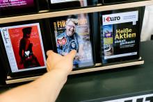 Umsatzplus von 54 Prozent für Europas führenden Zeitschriften-Abo-Dienst