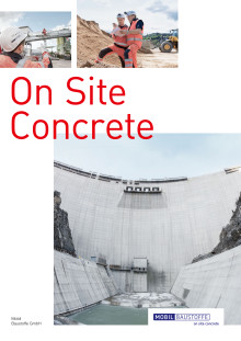 Mobil Baustoffe GmbH: On Site Concrete