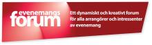 Pressinbjudan: Nationell evenemangsstrategi, OS & schlagerfestival!
