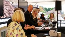 Almedalen 2018: Inspelning från söndagens seminarier