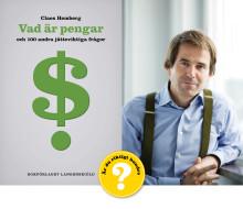 Ny bok av Claes Hemberg - Vad är pengar?
