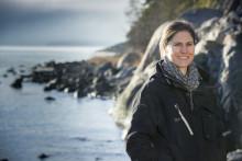 Naturskyddsföreningens ordförande Johanna Sandahl besöker Passivhuscentrum Västra Götaland