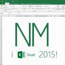 Finalistene klare for NM i Excel