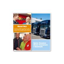 Åbent Hus på Scania Danmark værksteder