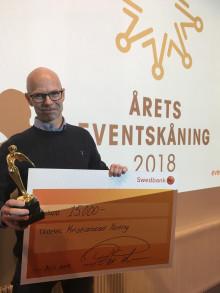 Årets Eventskåning 2018 till Kristianstad Karting