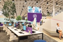 BT Group reveals first eight locations as part of biggest UK workplace improvement programme