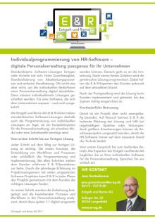 Maßgeschneiderte Software-Lösungen