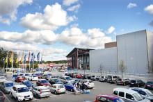 Kungens kurva är Sveriges största handelsområde