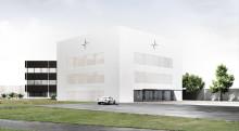 RO-Gruppen bygger nytt huvudkontor åt Polestar