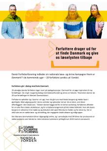 Pressemeddelelse: Hvem er Danmark? (PDF)