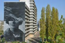 Vaasan keskustaan maalataan iso muraali syyskuussa