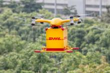 DHL Express lanserar sin första regelbundna helautomatiska och intelligenta leveransservice via drönare i Kina