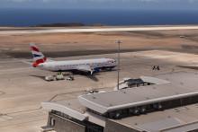 AIRPORT OPENING CEREMONY POSTPONED