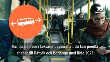 Vi sätter fokus på lokal busstrafik!