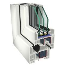 PVC Energifönster - ett praktiskt och tåligt energifönster för framtiden