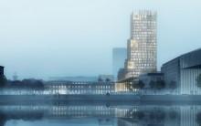 Bane NOR Eiendom inngår avtale med Reiulf Ramstad Arkitekter om høyhus på Oslo S