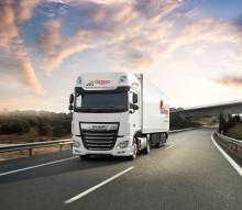 500 DAF XF -kuorma-autoa Girteka Logistics -yhtiölle