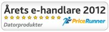 Inet är Årets e-handlare enligt Pricerunners kundundersökning 2012