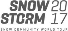 Global SnowStorm kommer til deg