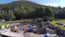 FriluftsByn en av Sveriges bästa turistsatsningar.