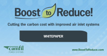 Cutting the carbon cost with improved air inlet systems
