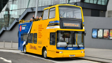 Get set for open top bus fun with the new NewcastleGateshead Toon Tour sightseeing bus from Go North East