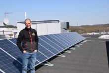 Ytterbygg satsar på solkraft