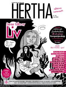 Vi firar internationella kvinnodagen och det nya numret av Hertha, världens äldsta feministiska tidskrift
