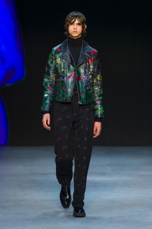 Craft traditions of old Sweden embraces the Tiger of Sweden Autumn/Winter 2016 collection at London Collections: Men
