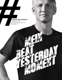 Garmin launcht BeatYesterday Print-Magazin