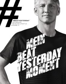 Garmin launcht BeatYesterday Print-Magazin