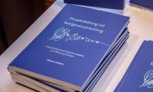 Projektledning vid fastighetsutveckling - ny bok om att lyckas som bostadsutvecklare
