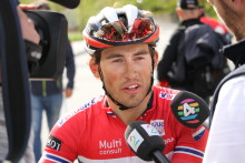 Brudd hindret norsk etappeseier
