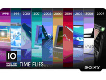 10 Years of VAIO Innovation