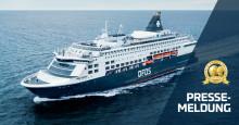 """DFDS ist zum siebten Mal """"World's Leading Ferry Operator"""""""