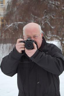 Fotoutställning av veteran på Astrid Lindgrens Näs